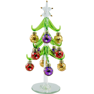 Make A Christmas Tree Out Of Ornament Balls